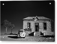 Desert Gallery Acrylic Print