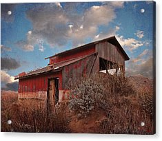 Desert Hideaway Acrylic Print by Glenn McCarthy Art and Photography
