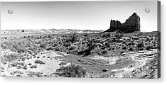 Desert Landscape - Arches National Park Moab, Utah Acrylic Print