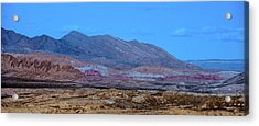 Desert Night Acrylic Print