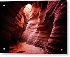 Desert Southwest Underworld Acrylic Print