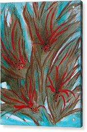 Desert Spirits Acrylic Print