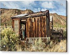 Desert Storage Acrylic Print