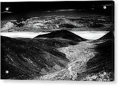 94007 Desert Twilight Acrylic Print