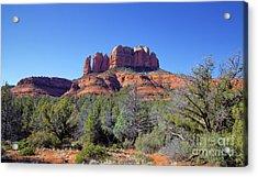 Desert Varnish Acrylic Print by Jon Burch Photography