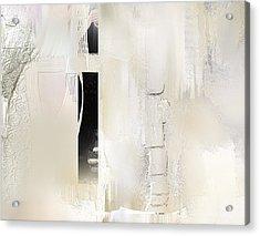 Desiring Dimension Acrylic Print