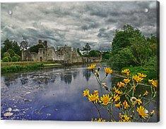 Desmond Castle Adare County Limerick Ireland Acrylic Print by Joe Houghton