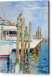 Destination Destin Nr. One Acrylic Print
