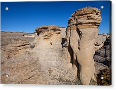 Acrylic Print featuring the photograph Destination Hoodoos by Fran Riley