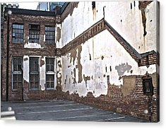 Deteriorated Acrylic Print