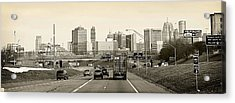 Detroit Michigan Acrylic Print