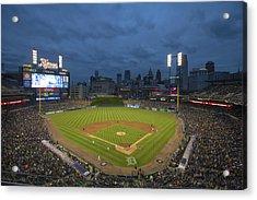 Detroit Tigers Comerica Park 2 Acrylic Print