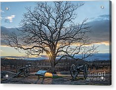 Acrylic Print featuring the photograph Devil's Den by Craig Leaper