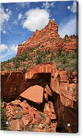Devil's Kitchen Acrylic Print