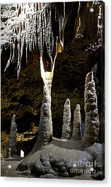 Devils's Cave 4 Acrylic Print by Heiko Koehrer-Wagner