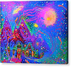 Dg00010 Acrylic Print by Adam Slater