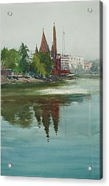 Dhanmondi Lake 04 Acrylic Print