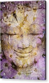Dharma Acrylic Print by Marianne Jensen