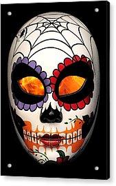 Dia De Los Muertos Acrylic Print