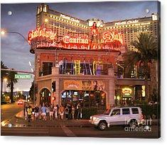 Diablo's Cantina In Las Vegas Acrylic Print by RicardMN Photography
