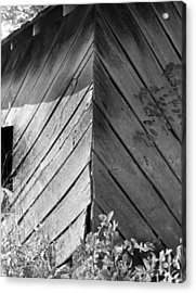 Diagonals Acrylic Print by Curtis J Neeley Jr