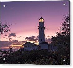Diamondhead Lighthouse Acrylic Print by Brian Governale