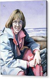 Diane Acrylic Print