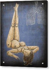 Dichotomy V Acrylic Print by Josh Bernstein