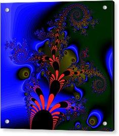 Diesseogge Acrylic Print