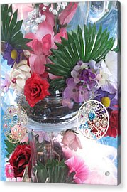 Different Kind Of Art Acrylic Print by HollyWood Creation By linda zanini