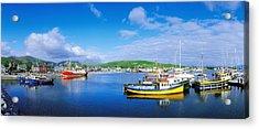Dingle, Dingle Peninsula, Co Kerry Acrylic Print