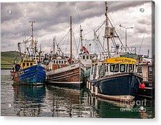 Dingle Harbour Acrylic Print