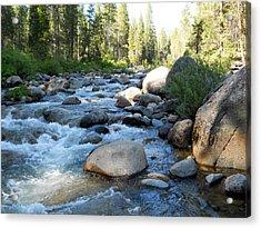 Dinkey Creek 10 Acrylic Print