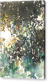 Diptych No.11 Right Acrylic Print by Sumiyo Toribe