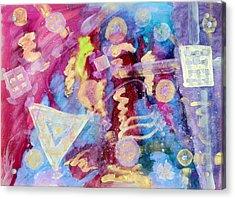 Disaray  Acrylic Print by Don  Wright