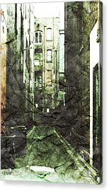 Discounted Memory Acrylic Print by Andrew Paranavitana