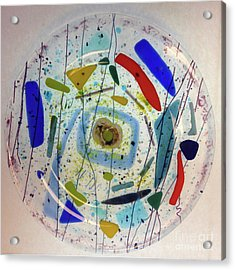 Dish Acrylic Print