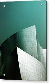 Disney Conert Hall 2- Photograph By Linda Woods Acrylic Print