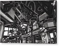 Disney Store  Acrylic Print