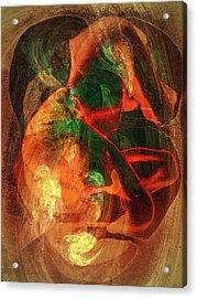 Dissolution 19 Acrylic Print