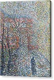 Dissolve In Rain    Acrylic Print