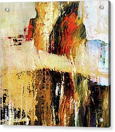 Distant Limit  Acrylic Print by Sadegh Aref