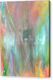 Distress Acrylic Print by Randall Ciotti