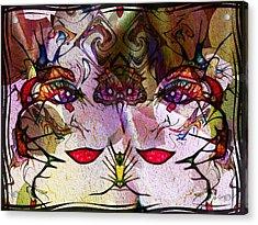 Diva Duo Acrylic Print