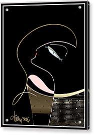 Diva  Acrylic Print