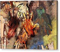 Diversity Acrylic Print by LeeAnn Alexander
