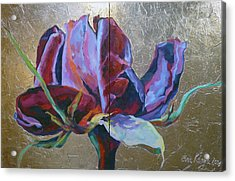 Acrylic Print featuring the painting Divine by Eva Konya