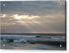 Divine Intervention Acrylic Print by Bill Cannon