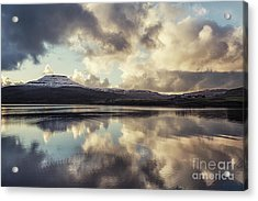 Divine Serenity Acrylic Print