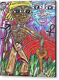 Divine Unions Acrylic Print